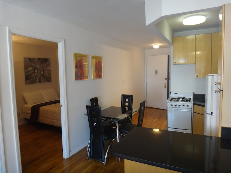 furnished 2 bedroom apartment at 10th ave  w 45th st for