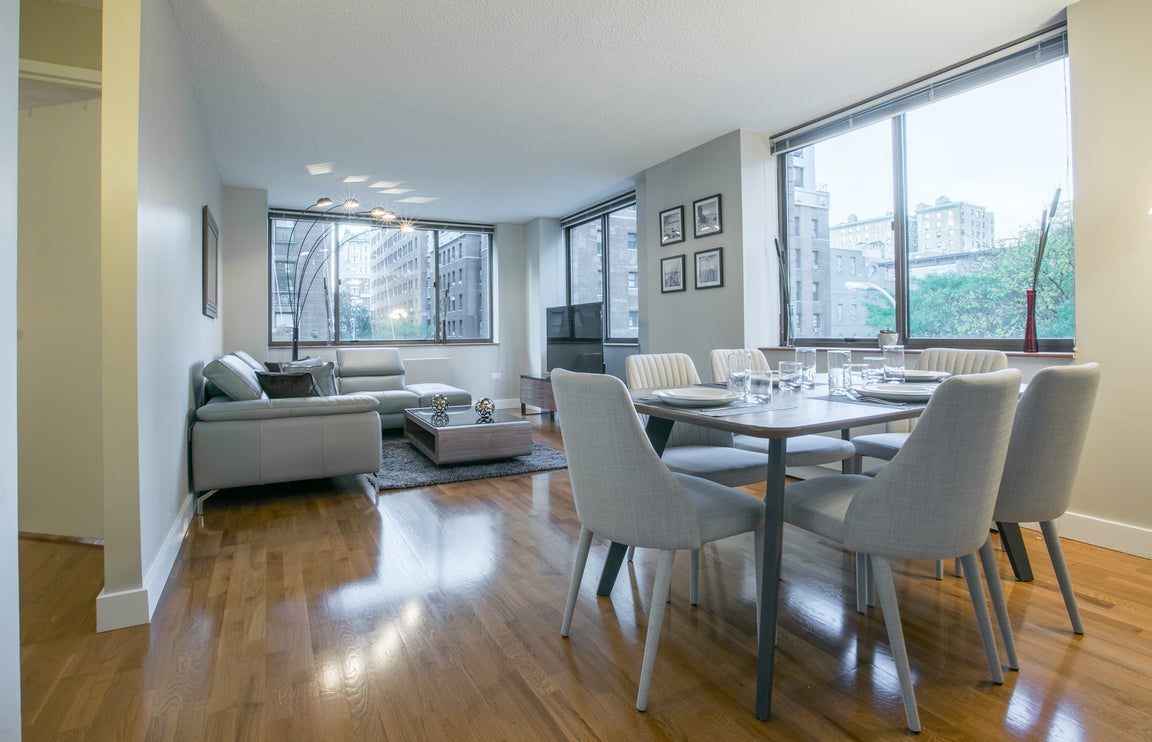 Furnished 2 Bedroom Apartment at Amsterdam Ave & W 89th St ...