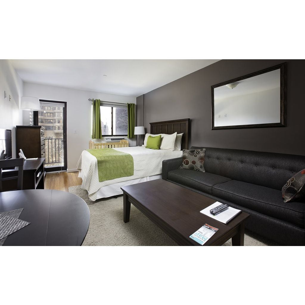 Furnished Studio Apartments: Furnished Studio Apartment At E 39th St & Tunnel Entrance